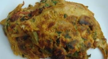 Mixed Variety Omelet
