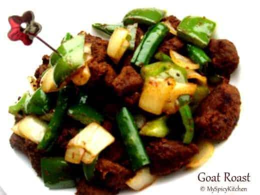 Goat Roast