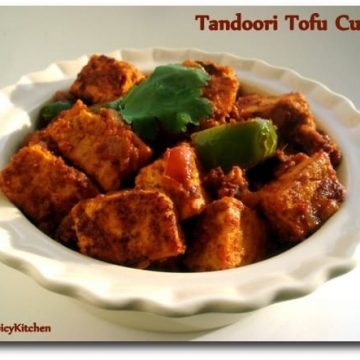 Tandoori Tofu Curry