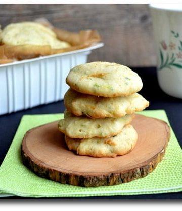 Zucchini Lemon Cookies, Zucchini Cookies, Cookie Mela, Bake Fest
