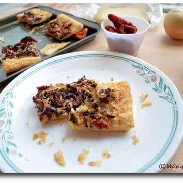 Baking Partners, Savory tart