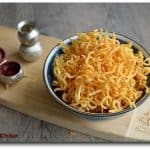 Alu Sev, Alu Bhujia, CCChallenge, Ismail Merchant's Passionate Meals