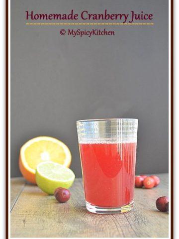 Fresh Cranberry Juice, Blogging Marathon, Cooking with Cranberries,
