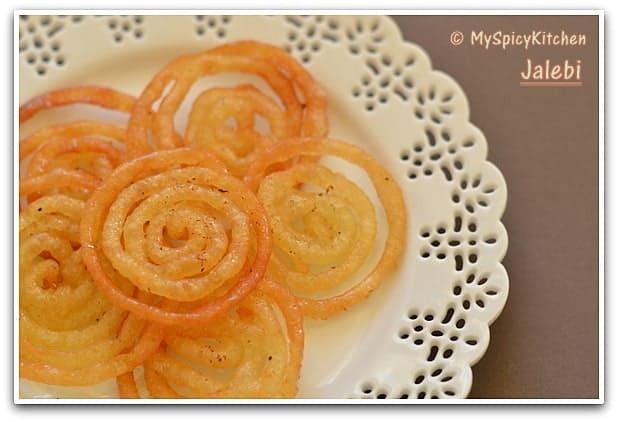 Jalebi from uttar pradesh myspicykitchen for Cuisines of uttar pradesh