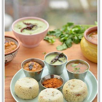 Blogging Marathon, Tamil Cuisine, Kancheevaram idli, Kanchipuram idly, steamed lentils & rice cakes