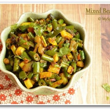 Tri Color Beans, Yellow Beans, Purple Beans, Green Beans, Curry, Beans Dry Curry , Beans Stir Fry,