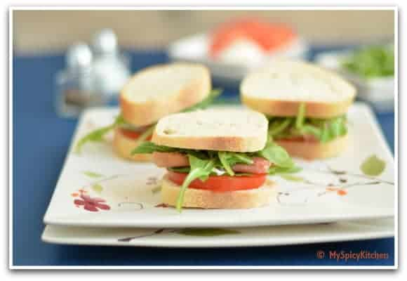 "alt=""Italian Sandwich, Italian Food, Italian Cuisine, Blogging Marathon, Around the World in 30 Days with ABC Cooking, """