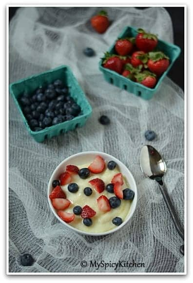 how to prepare semolina porridge