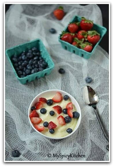 Semolina Porridge, Mannapurro, Manna Porridge, Finnish Cuisine, Blogging Marathon, Around world in 30 days with ABC cooking