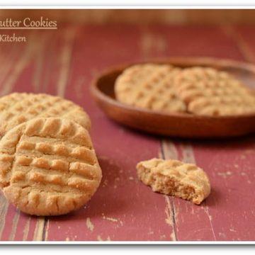 Blogging Marathon, Cookies, Peanut Butter,