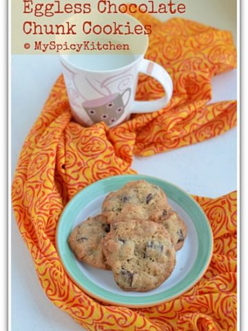 Blogging Marathon, Fire up the oven, Barefoot Contessa Recipe, Ina Garten recipe, Eggless Cookies