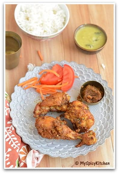 Indonesian Crushed Fried Chicken, Indonesian Food, Indonesian Chicken, Sambal, Ayam Penyet, Food of the World, Fried Chicken,