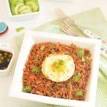 Nasi Goreng ~ Indonesian Fried Rice