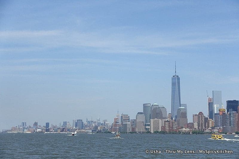 Manhattan from Hudson River