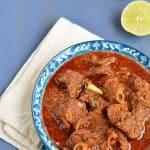 Rajasthani Spicy Laal Maas