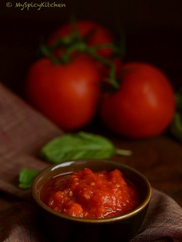 Tomato Sauce, Cooking from Cookbook Challenge, New York Times Recipe,