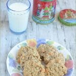 Oats Butterscotch Cookies for Home Bakers Challenge