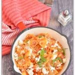 Farfalle with Fresh Tomato Sauce & Ricotta Cheese