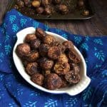 Roasted Potatoes with Zaatar