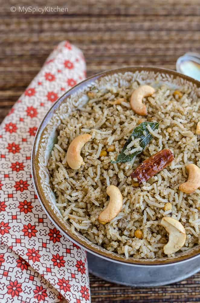 Black Gram Dal Rice, Black Gram Rice, Urad Dal Rice, Ulundu Rice, Blogging Marathon, Fried Rice, Masala Rice, South Indian Food, South Indian Rice, Indian Food, Tamil Food, Tamil Cuisine, Minapappu Annam,