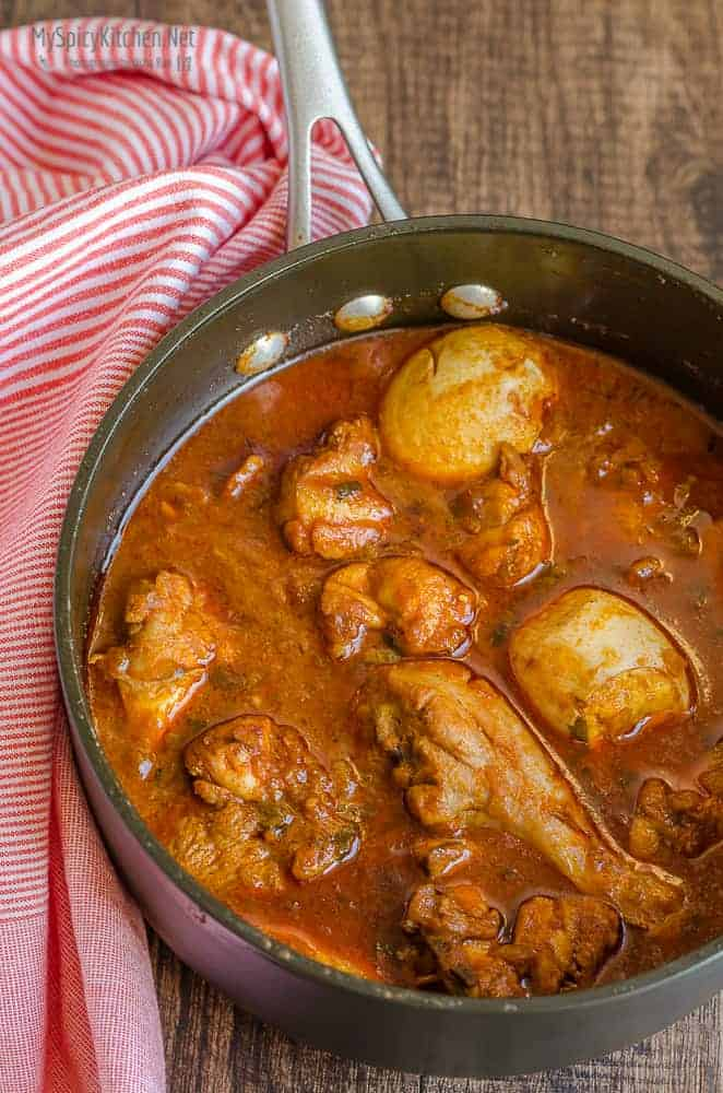 Doro Wat, Ethiopian Chicken Stew, Ethiopian Cuisine, Ethiopian Food ...