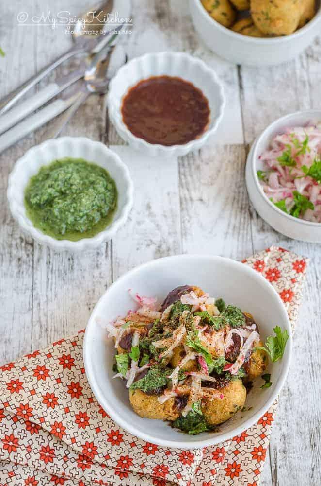 Ram Ladoo, Street Food, Delhi Street Food, Indian Street Food,