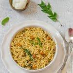 Chintapandu Pulihora ~ Tamarind Rice