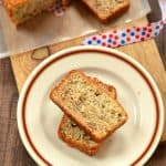 Banana Nut Bread ~ Martha Stewart's Banana Bread