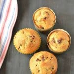 Christmas Morning Muffins ~ Cranberry Orange Muffins