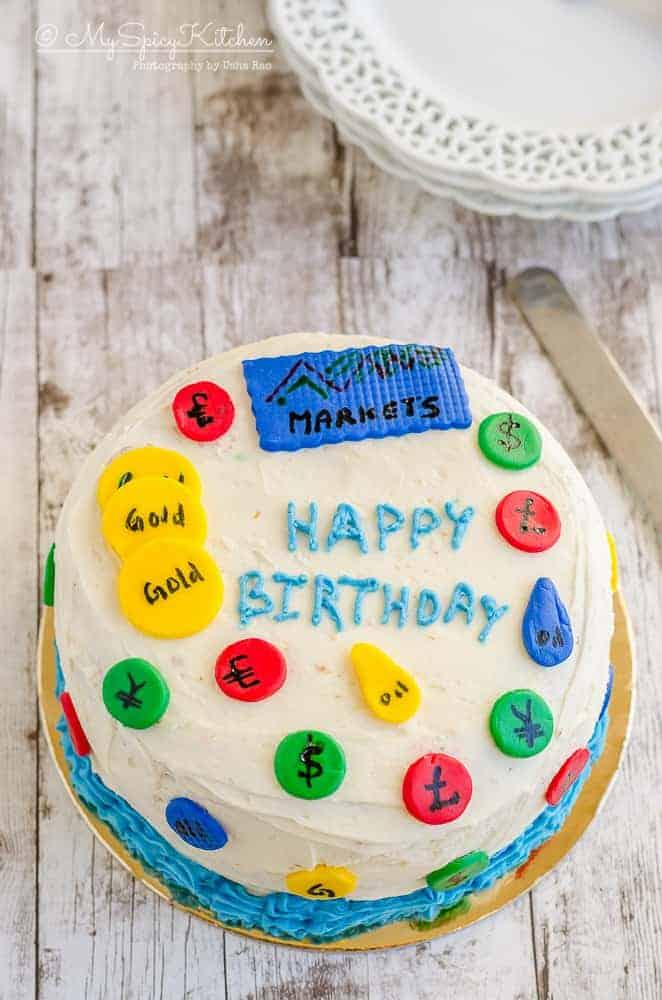 Bake-a-thon, Vanilla Cake, 1-2-3-4 Cake, Birthday Cake, Cake,