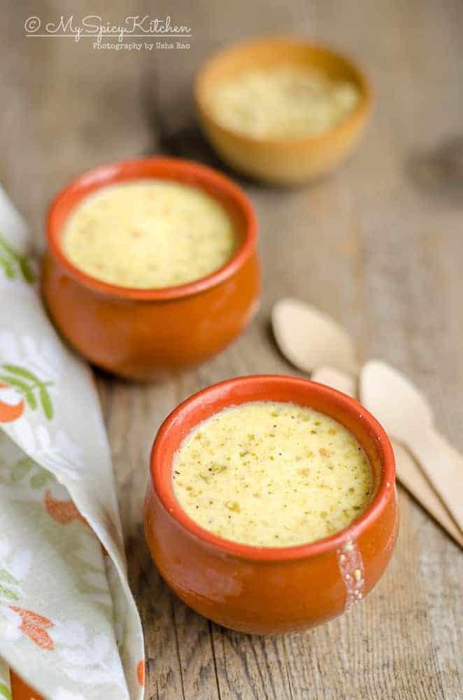 Basundi, Creamy milk dessert, Thick creamy milk sweet, milk based sweet, Indian Sweet, Maharashtrian food, Maharashtrian sweet, Gujarati Sweet, Gujarati Food, Gujarati Cuisine, Recipe with Half & Half, blogging marathon,