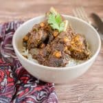 Chana Dal Goat Curry, Bengal Gram Goat Curry, Chana Dal Gosht Curry, Chana Gosht, Mutton Chana Dal Fry, Mutton Shenaga Pappu Fry, LEftovers REcipe, Recipe with Leftovers, Bloggging Marathon, Telugu Food, Telangana Food, Andhra Food, Mutton Fry, Mutton Curry, Flavors of India