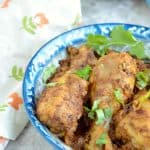 Murgh Anardana ~ Dried Pomegranate Chicken Curry