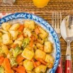 Teriyaki Tofu, vegan TEriyaki Tofu, Vegan Recipe, Chinese Food, Side Dish, Stir Fry, Teriyaki Tofu Stir Fry, Blogging Marathon