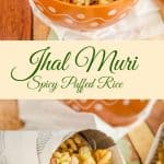 Jhal Muri, Spicy Puffed Rice