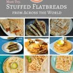 Stuffed Flatbreads Across the Countries