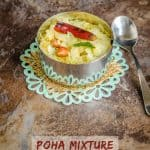 Poha Mixture ~ Flattened Rice Mixture